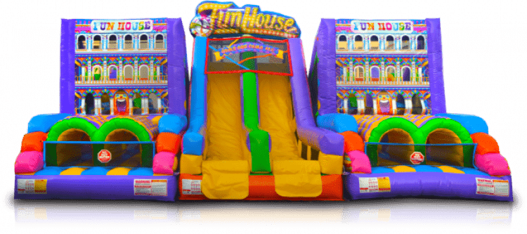 Fun House Obstacle Course Challenge