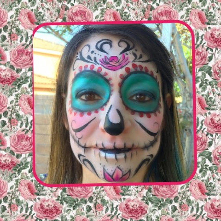 Face Painting- 2 Artists for 2 Hours