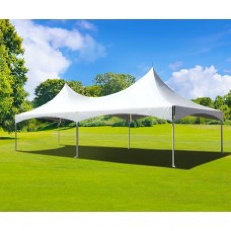 10' x 20' High Peak Tent